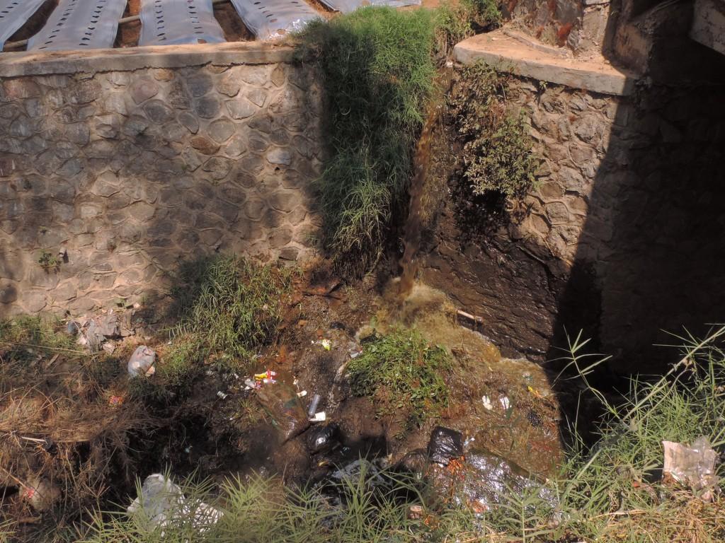 Faktor penyebab pencemaran dapat diakibatkan oleh limbah manusia maupun proses sedimentasi alami. Survey DAS berusaha untuk mejawab permasalahan tersebut,