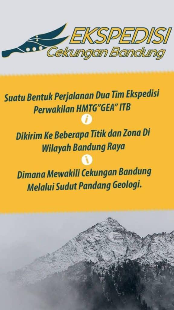 Ekspedisi Cekungan Bandung