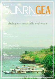 SuaraGEA Edisi 2015 Vol. 1