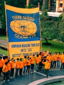 Peringatan DIES HMTG 'GEA' ITB ke-57
