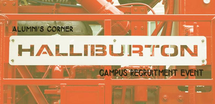 Halliburton Indonesia – Campus Recruitment Event, June 2014, Yogyakarta