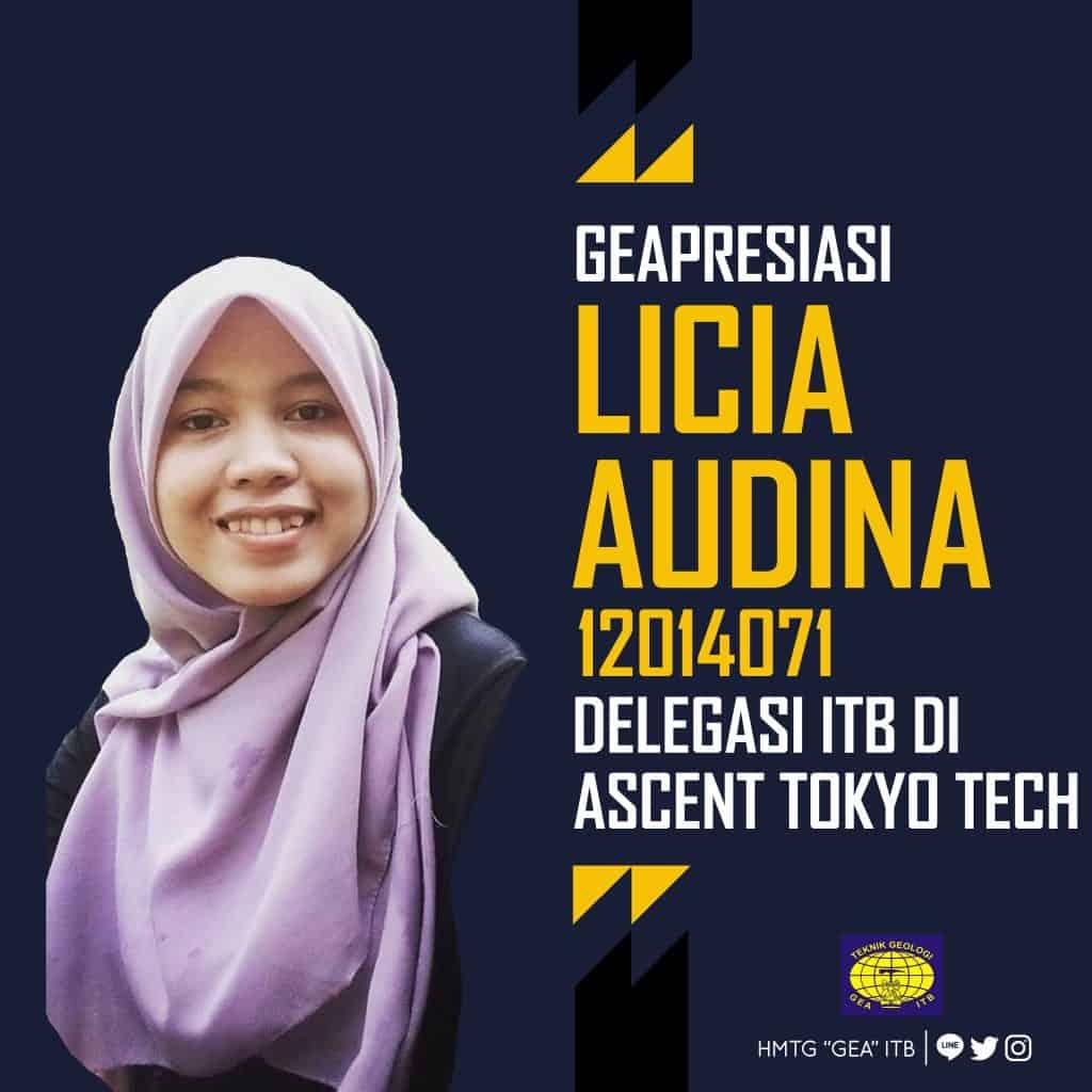 Licia Audina